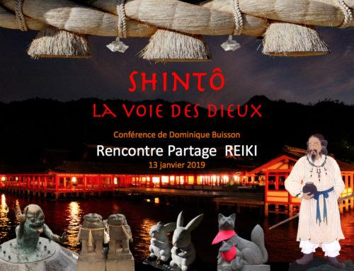Rencontre Partage Reiki Dimanche 13 Janvier 2019
